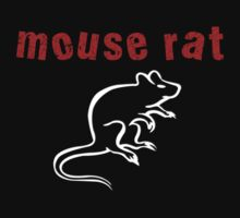 Mouse Rat by Natasha C