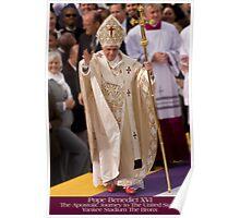 Pope Benedict XVI Poster