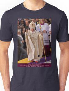 Pope Benedict XVI Unisex T-Shirt