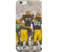 The Frozen Tundra Green Bay iPhone Case/Skin