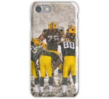 The Frozen Tundra Green Bay iPhone Case/Skin