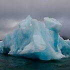 Blue Iceberg by Steve Bulford