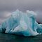 Blue Iceberg by Steve Bulford