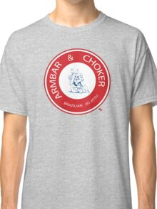 Armbar & Choker BJJ Classic T-Shirt