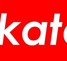 Skate, brand logo parody by mustbtheweather