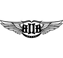 BTOB Old Logo Photographic Print