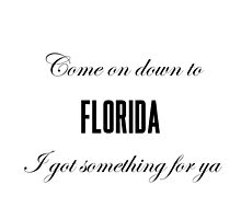 Florida Kilos by jackschutz7
