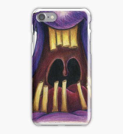Sock Monster iPhone Case/Skin