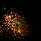 Fireworks 1 by Ann Heffron