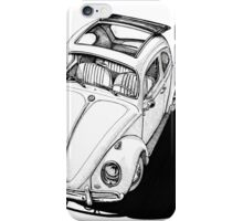 VW shadow iPhone Case/Skin