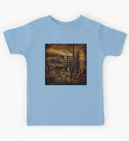 The third ruins.  Kids Tee