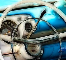 Skinny Steering Wheel by George  Link