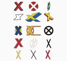 Mutant Alphabet Kids Clothes