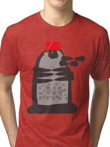 dalek fez Tri-blend T-Shirt
