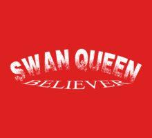 Swan Queen believer by namastedesign