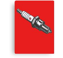 VW sparkplug Canvas Print