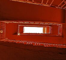 Stairwell #2 by Prasad