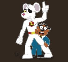 Danger Mouse by DrewBird