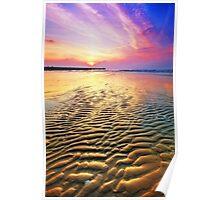 Walberswick Beach Suffolk 7. Poster
