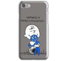 Happiness is ... iPhone Case/Skin