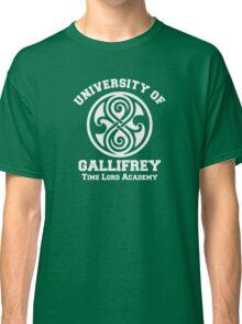 Womens Gallifrey University Classic T-Shirt