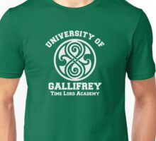 Womens Gallifrey University Unisex T-Shirt
