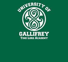 Womens Gallifrey University Unisex T-Shirt