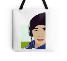Luke Brooks Tote Bag