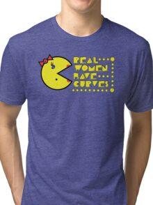 Pac Curves Tri-blend T-Shirt