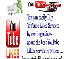 Buying YouTube Likes at Minimum Cost by Jennythomson