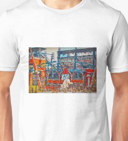 Sunny Day.  Comerica Park.  Perfect. Unisex T-Shirt
