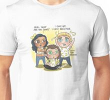 Adventures of 1D & LM Part 4 Unisex T-Shirt