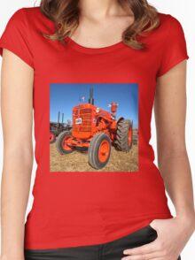 Chamberlain Super 70  Women's Fitted Scoop T-Shirt