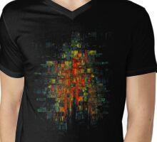 T-bigCity Mens V-Neck T-Shirt