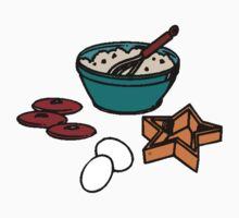 Baking Cookies Kids Clothes