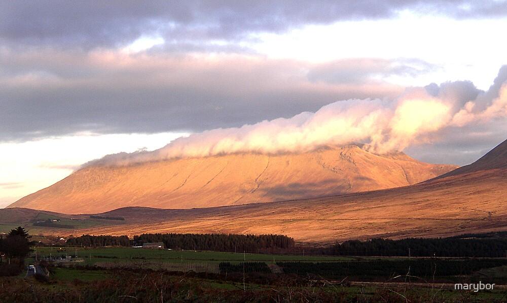 Irish Volcano by marybor