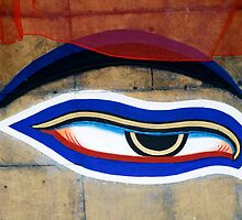 God's Eye by Walter Quirtmair
