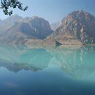 Iskanderkul, Tajikistan by Peter Gostelow