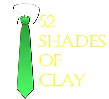 52 Shades of Clay by StuffWomenWant