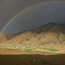 Kyrgyzstan by Peter Gostelow