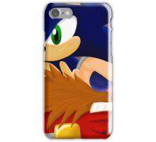 Sonic Eggman  iPhone Case/Skin