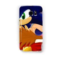 Sonic Eggman  Samsung Galaxy Case/Skin