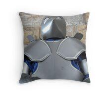 Tin Man Throw Pillow
