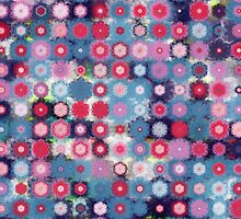 flower tile 4 by BLIXICON