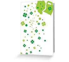 Green Beer st.Patrick's day Greeting Card