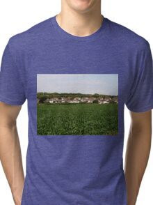 Across the Fields Tri-blend T-Shirt
