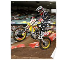 Chad Reed #22 Poster
