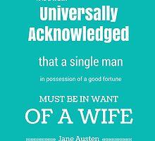 Jane Austen Quote by Apple77