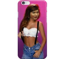 Kelly Kapoorski iPhone Case/Skin