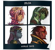 Hyrule Days Poster